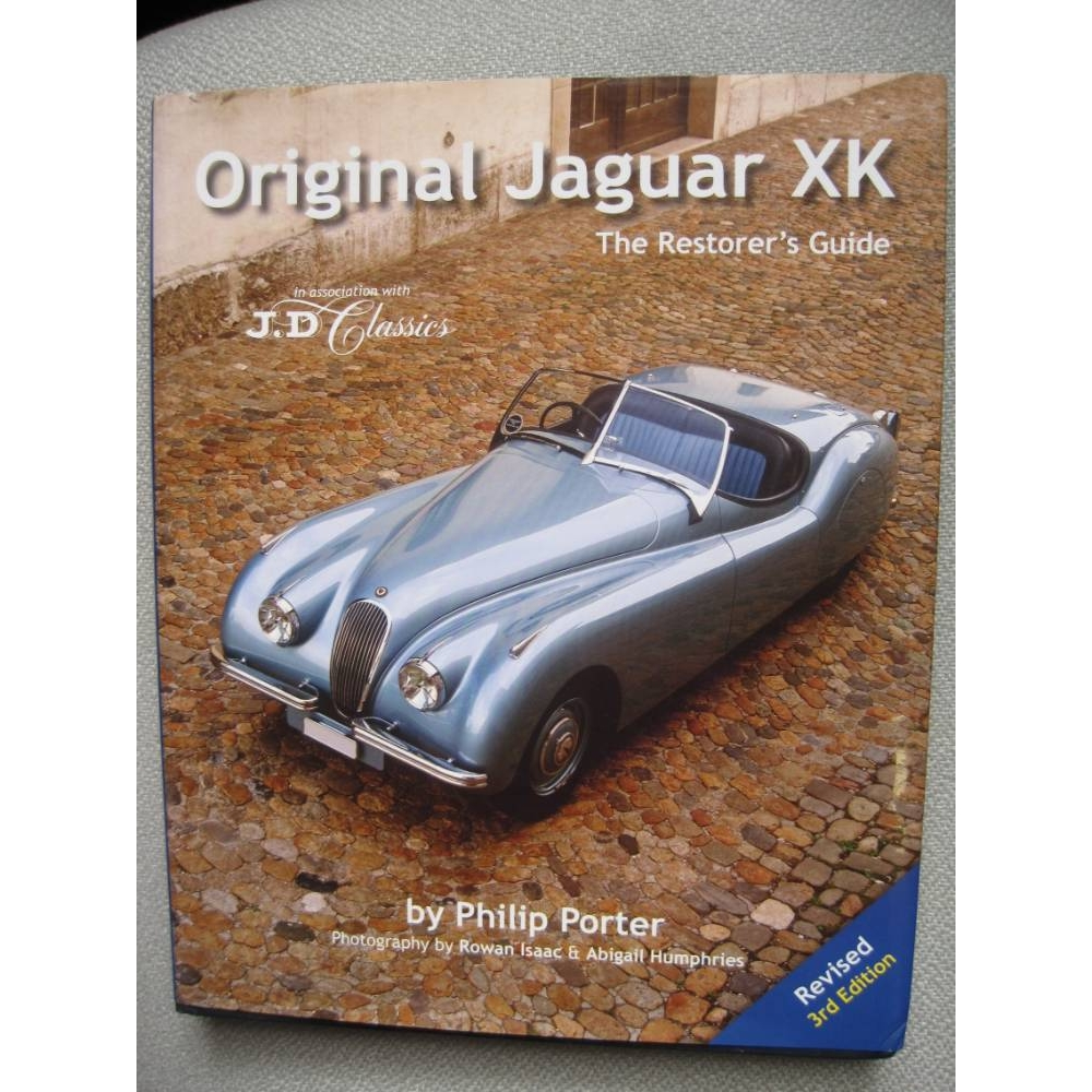 Image 1 of Original Jaguar XK: The Restorer's Guide