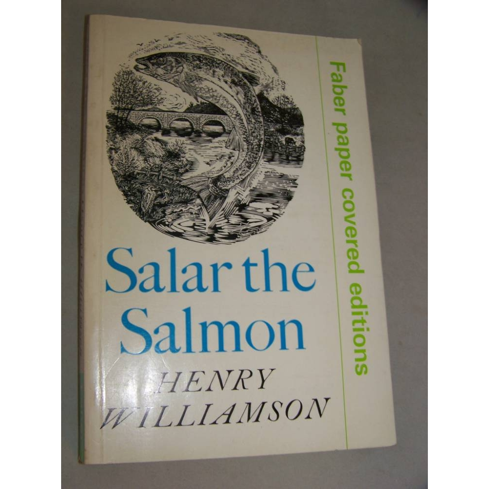 Preview of the first image of Salar the Salmon.