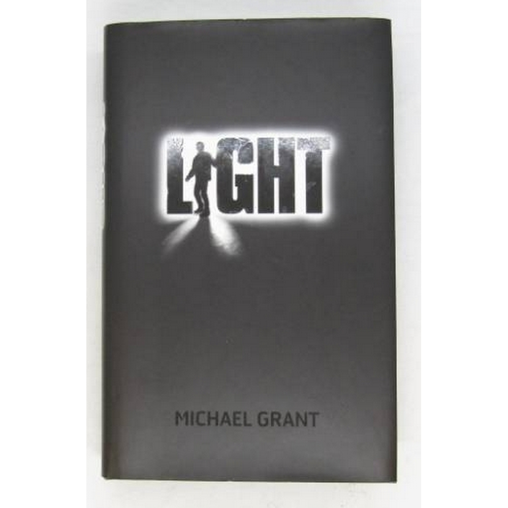 Preview of the first image of Light (The Gone Series) - SIGNED by Author.