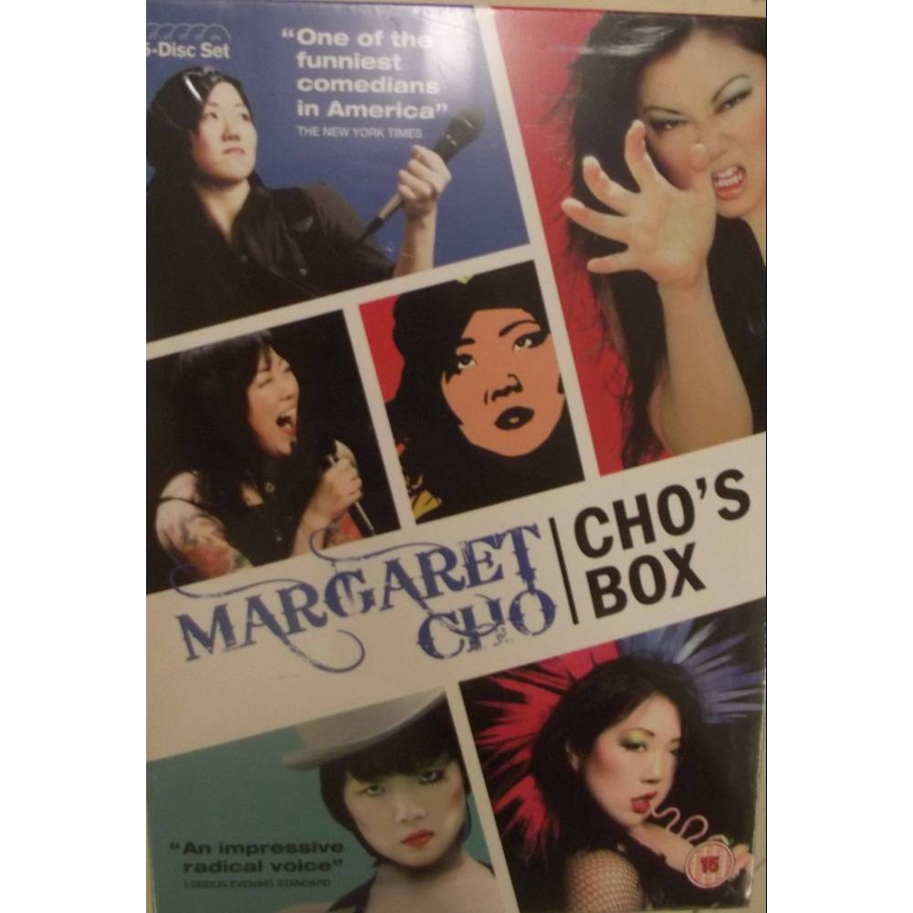 Preview of the first image of Margaret Cho: Collection Brand New and Sealed.