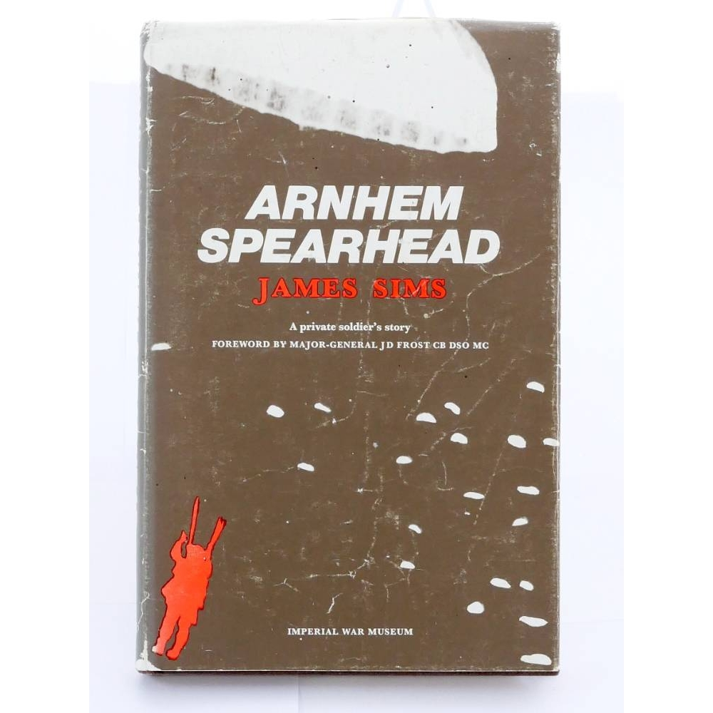 Preview of the first image of Arnhem Spearhead: a private soldier's story.