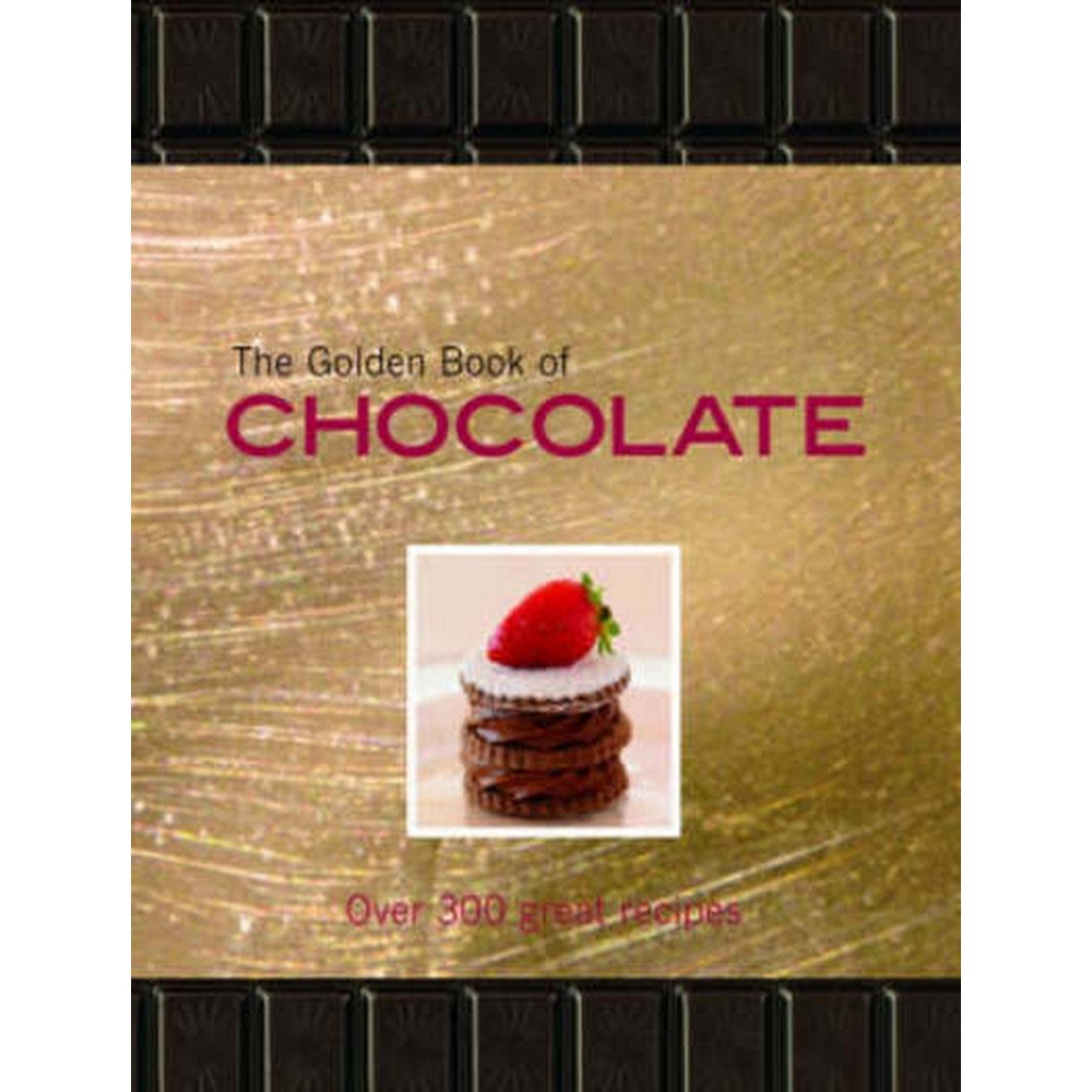Preview of the first image of The golden book of chocolate.