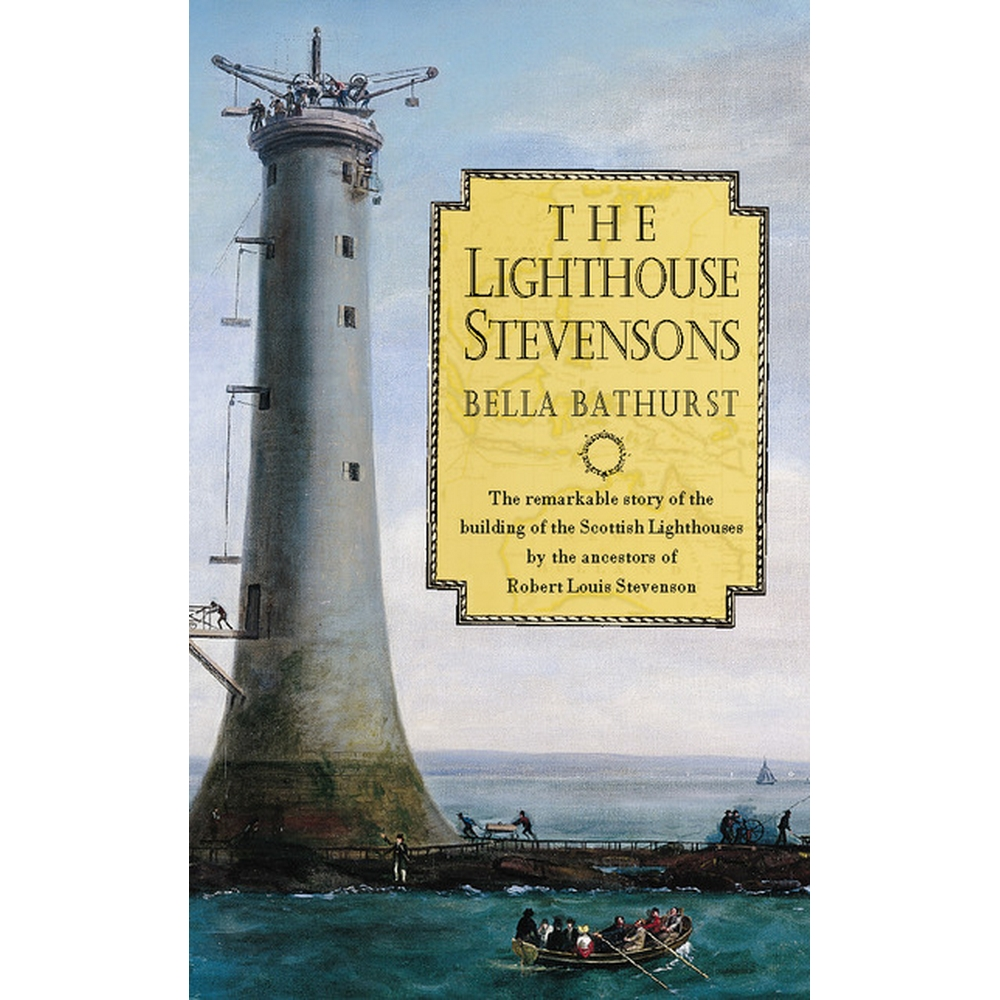 Preview of the first image of The lighthouse Stevensons.