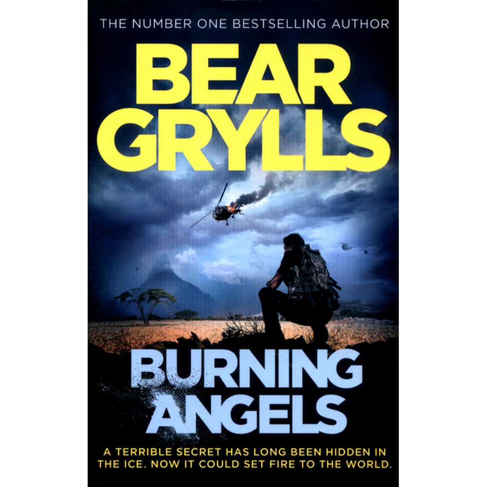 Preview of the first image of Burning angels.