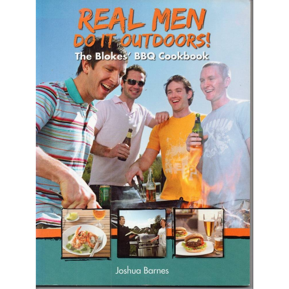 Preview of the first image of Real Men Do It Outdoors.
