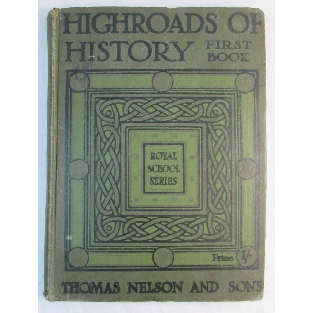 Preview of the first image of Highroads to History - First Book.