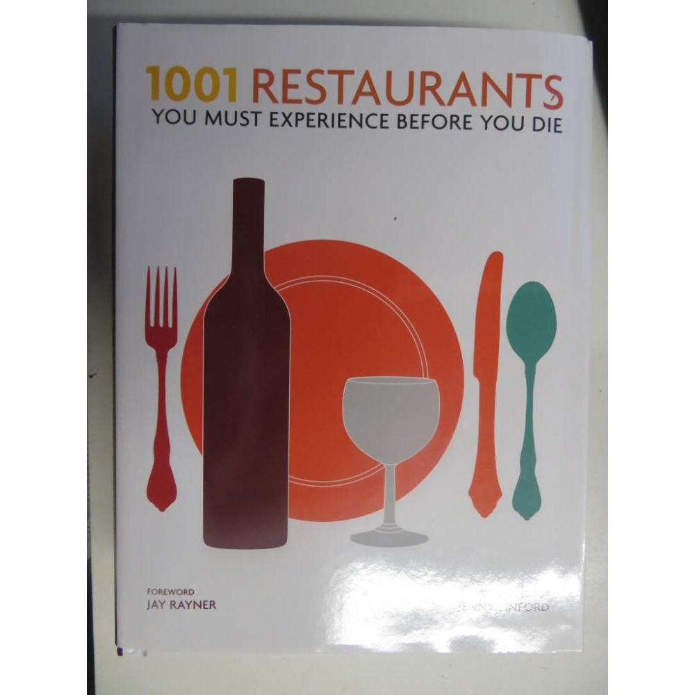 Preview of the first image of 1001 Restaurants you must experience before you die.