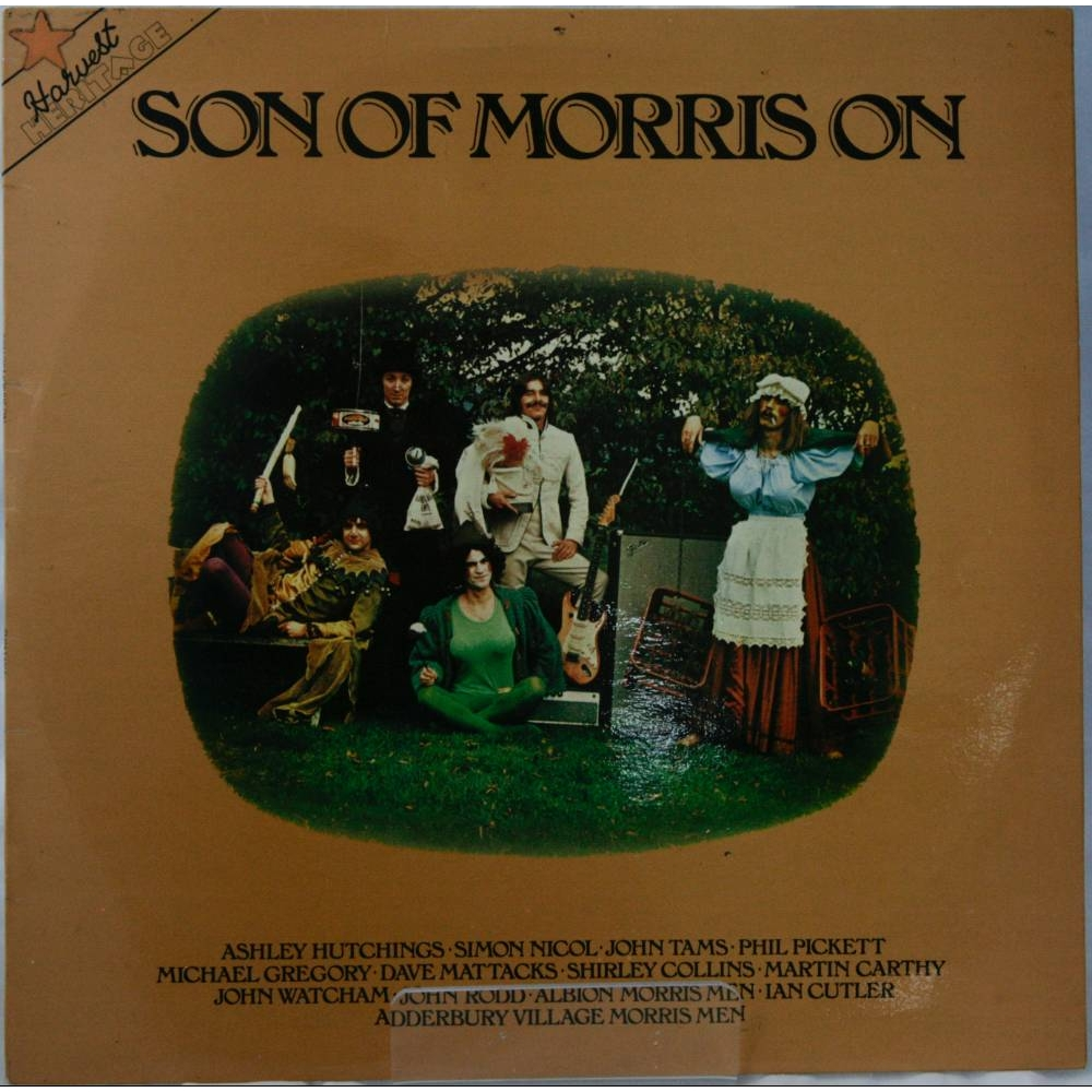 Preview of the first image of Son Of Morris On.