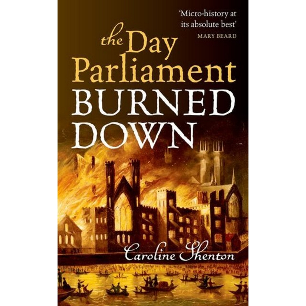 Preview of the first image of The day Parliament burned down.