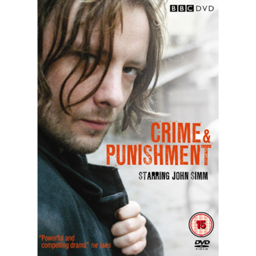 Preview of the first image of Crime and Punishment.