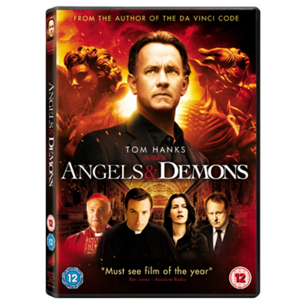 Preview of the first image of Angels and Demons.