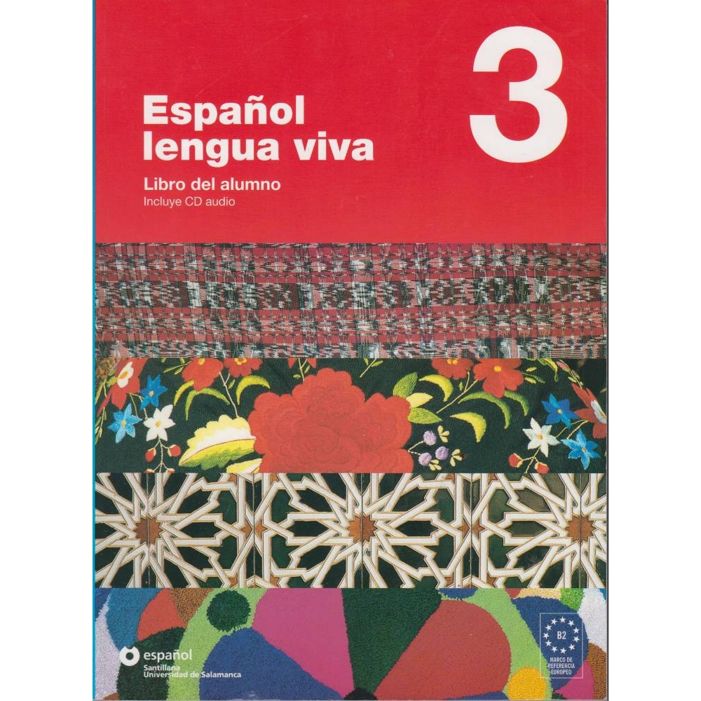 Preview of the first image of Espanol Lengua Viva.