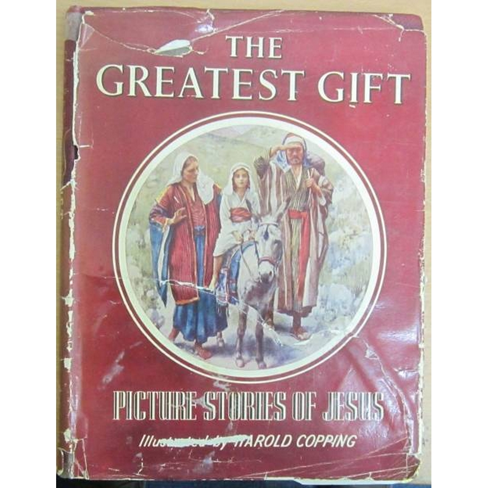 Preview of the first image of The Greatest Gift   Picture Stories of Jesus.
