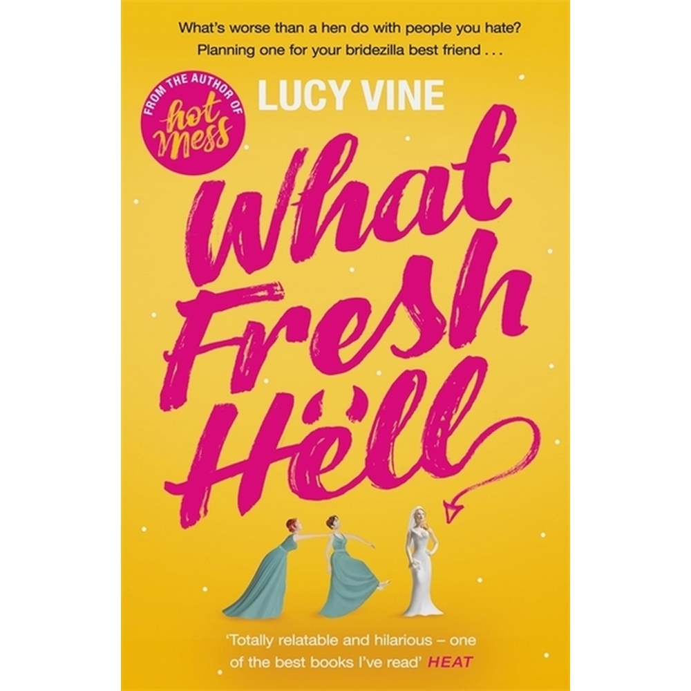 Preview of the first image of What fresh hell.