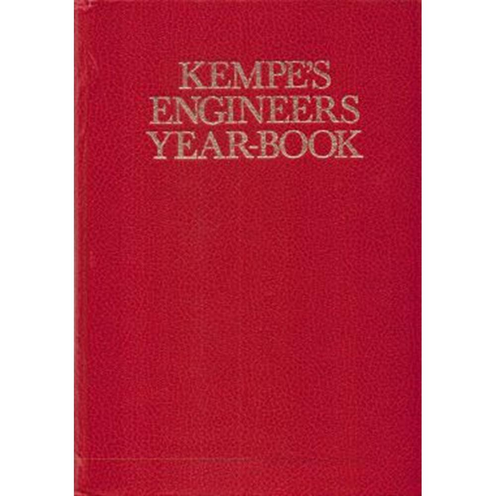 Preview of the first image of Kempes Engineers Year-Book 1983 88th edition.