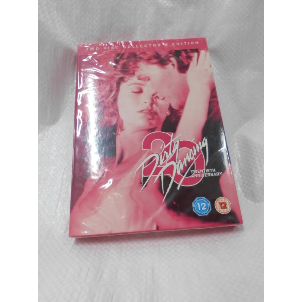 Preview of the first image of Dirty Dancing 20th Anniversary 2 Disc collectors edition.