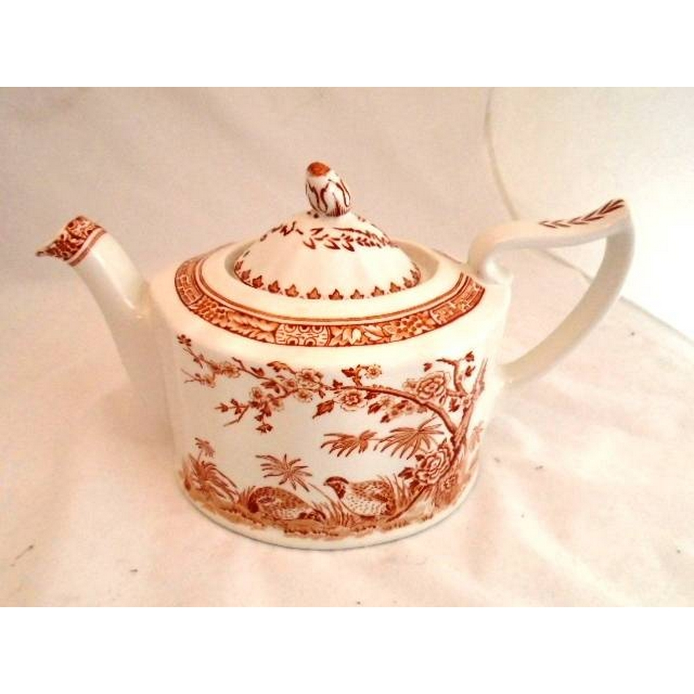 Preview of the first image of Furnivals Tea Pot.