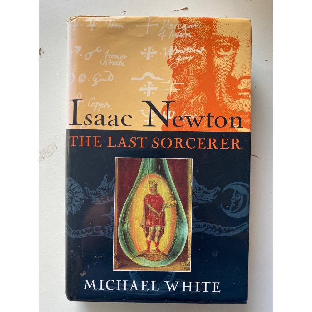 Preview of the first image of Isaac Newton - The Last Sorcerer.