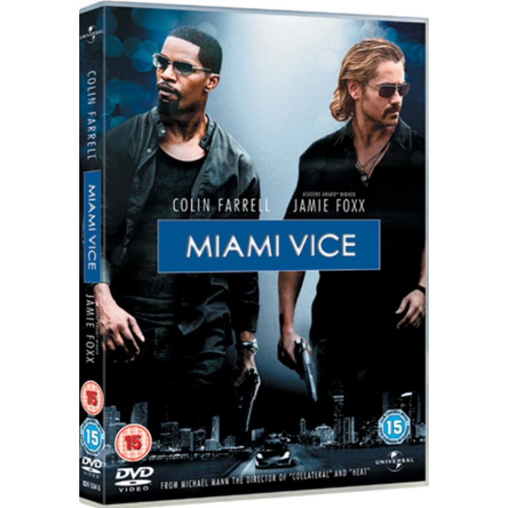 Preview of the first image of Miami Vice: 15: DVD.
