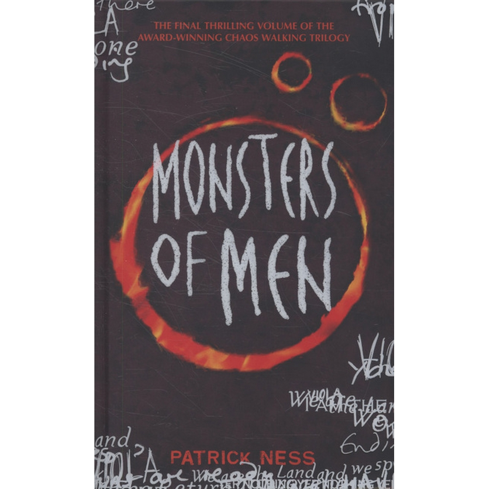 Preview of the first image of Monsters of men.