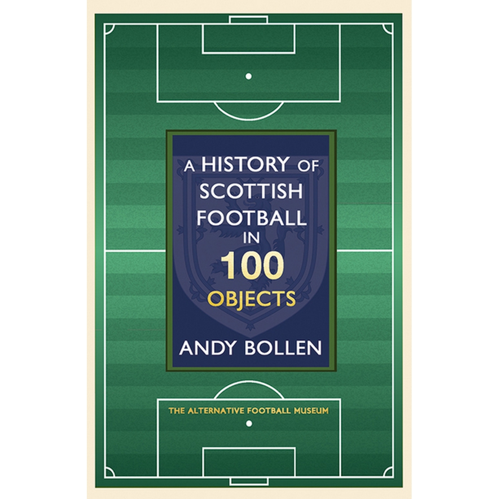 Preview of the first image of The history of Scottish football in 100 objects.