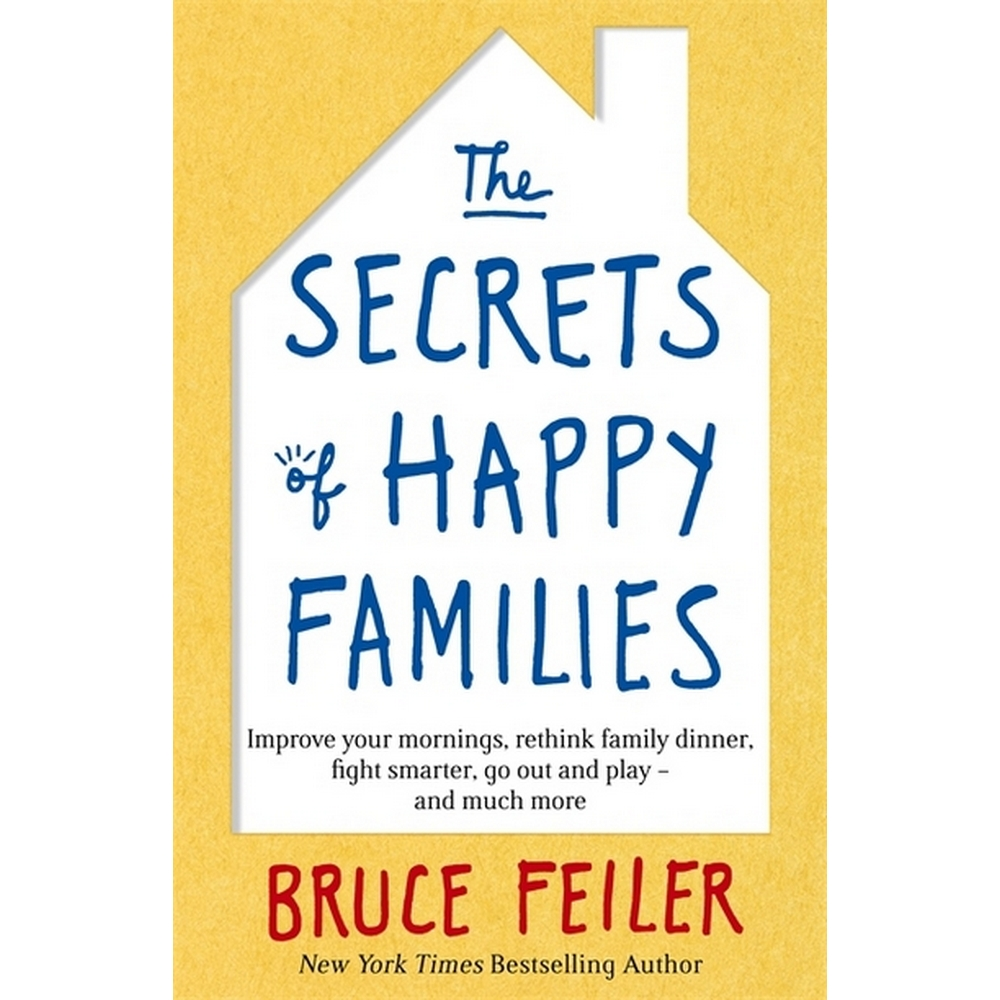 Preview of the first image of The Secrets of Happy Families.
