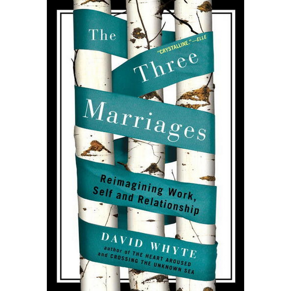 Preview of the first image of The Three Marriages: Reimagining Work, Self and Relationship.