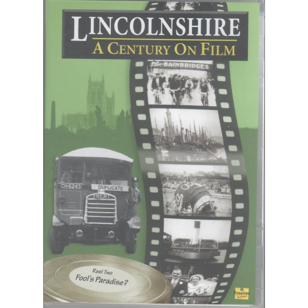 Preview of the first image of Lincolnshire - A Century On Film - Reel Two : Fool's Paradise?.