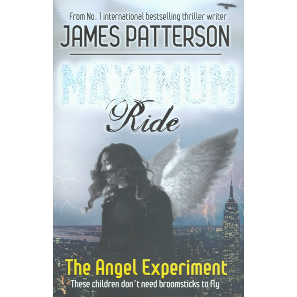 Preview of the first image of Maximum ride.