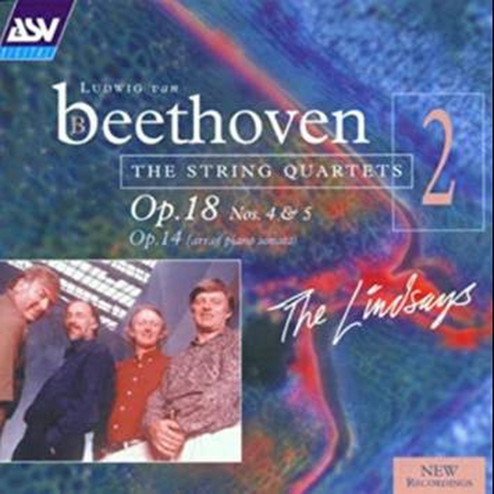 Preview of the first image of Beethoven The String Quartets 2.