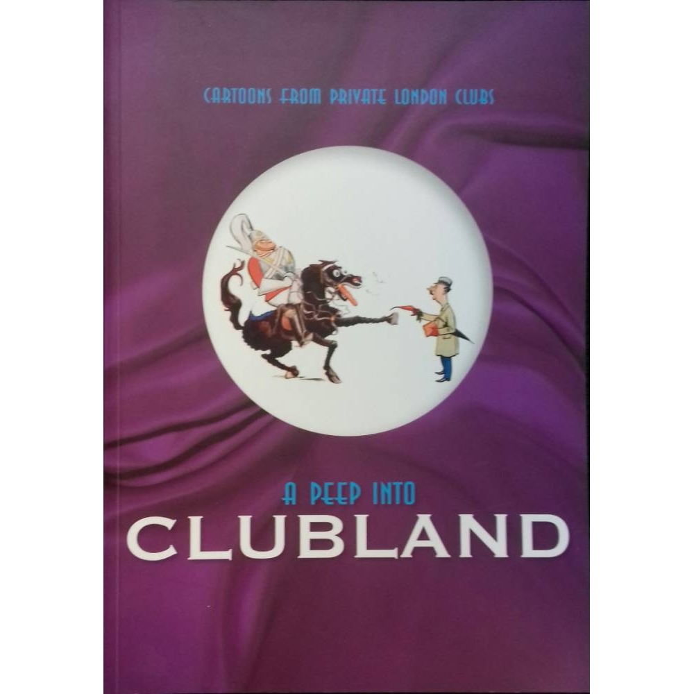Preview of the first image of A Peep Into Clubland.