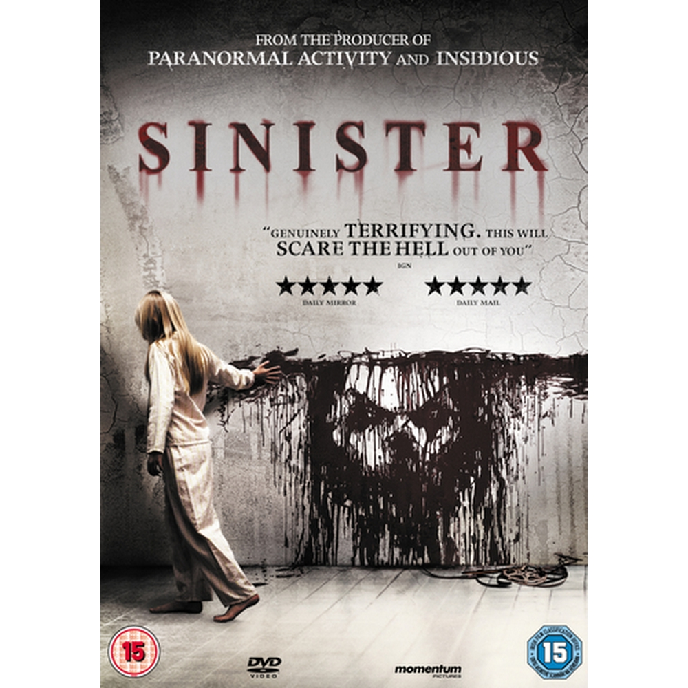Preview of the first image of Sinister.