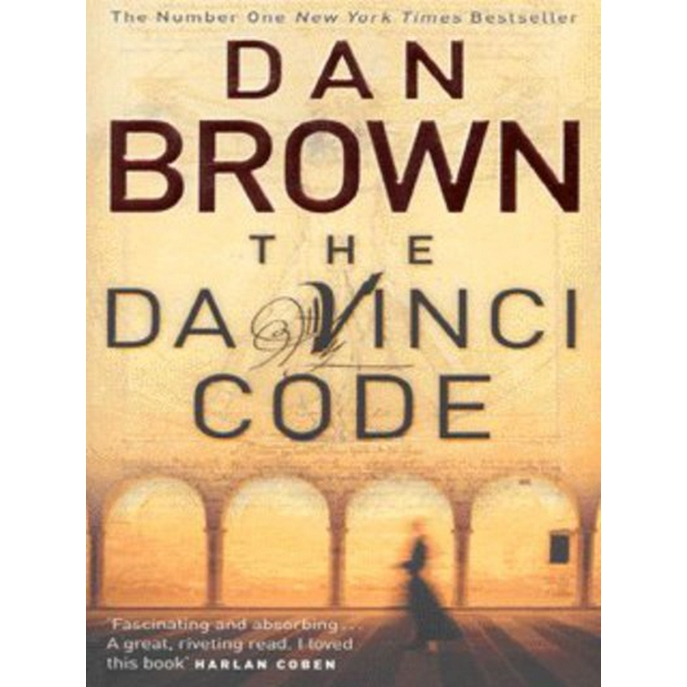 Preview of the first image of The Da Vinci code.