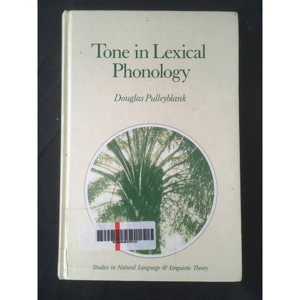 Preview of the first image of Tone in Lexical Phonology.