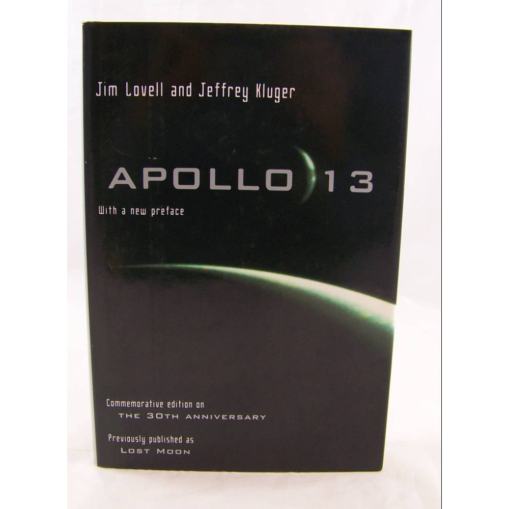 Preview of the first image of Apollo 13.