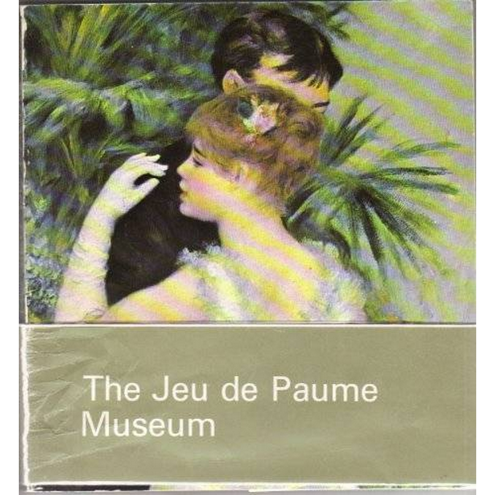Preview of the first image of The Jeu de Paume Museum catalogue 1983.