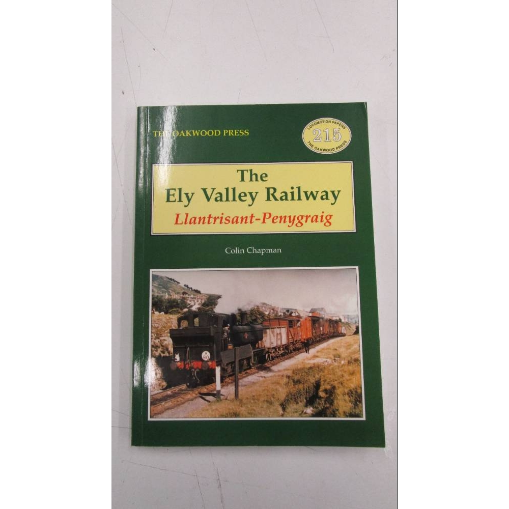 Preview of the first image of The Ely Valley Railway. Llantrisant-Penygraig. Colin Chapman..