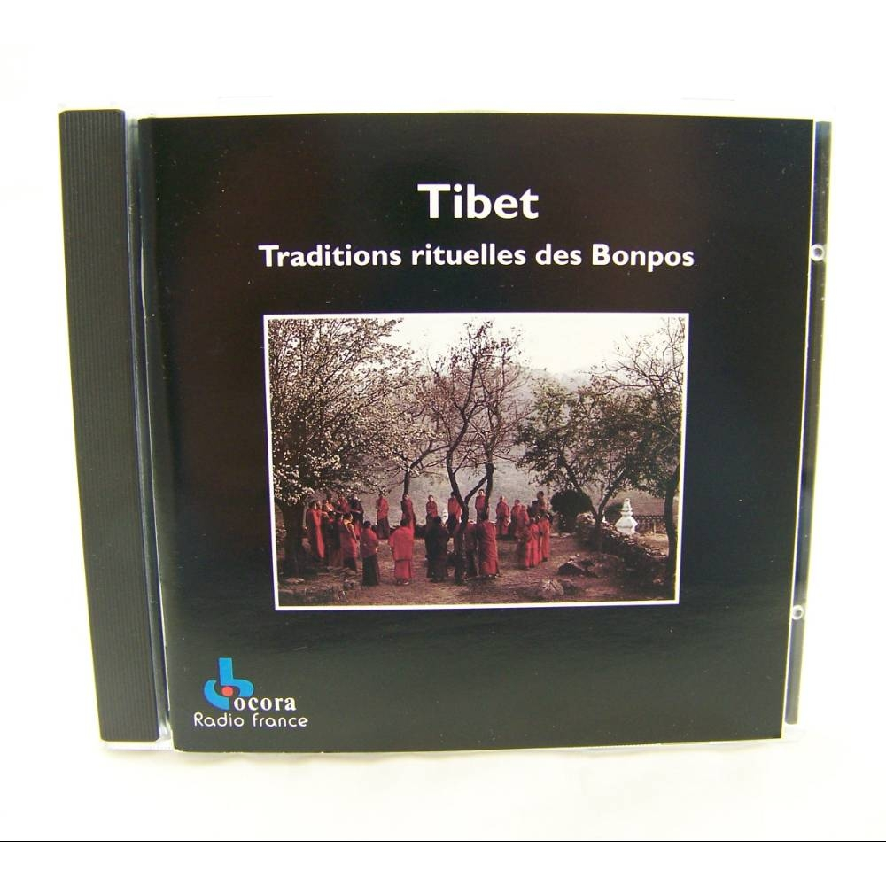 Preview of the first image of Traditions rituelles des bonpos - Tibet.