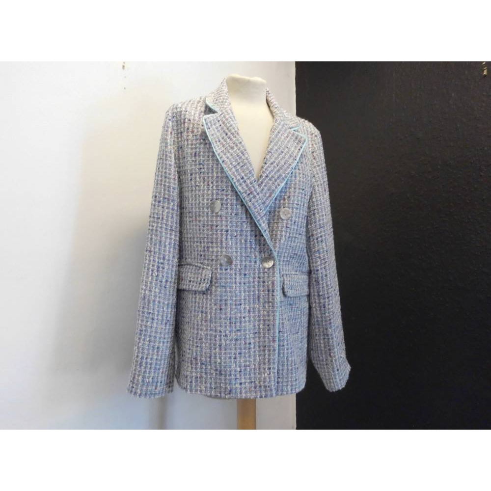 Preview of the first image of TOPSHOP Smart jacket Pastel Size: 16.