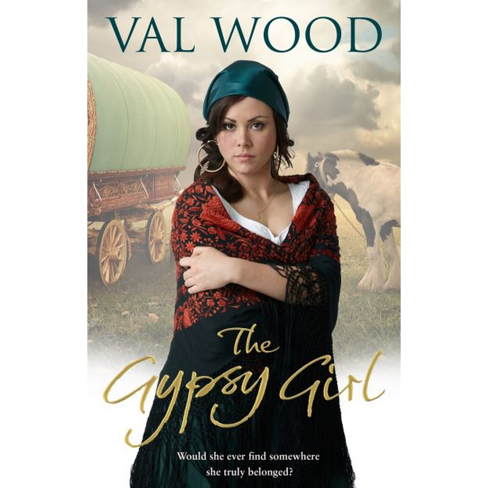 Preview of the first image of The Gypsy Girl.
