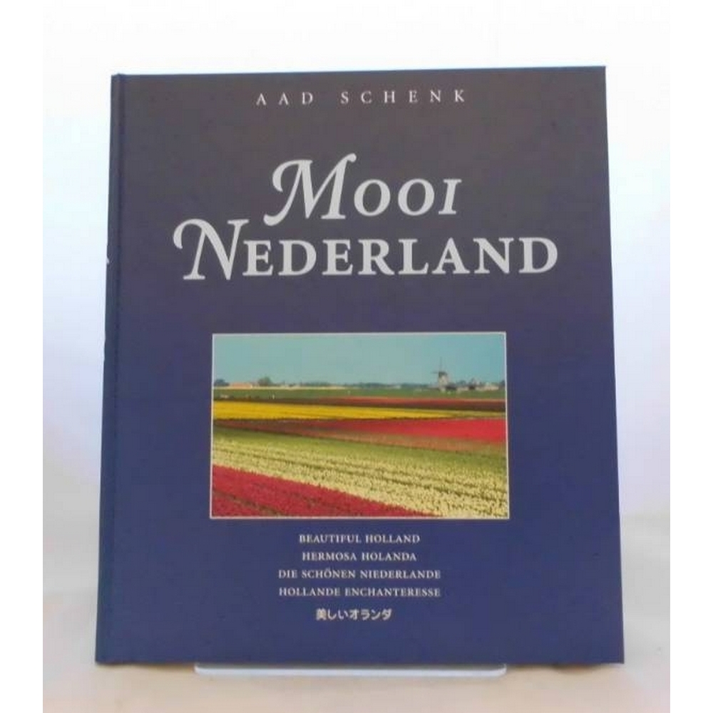 Preview of the first image of Mooi Nederland - Beautiful Holland.