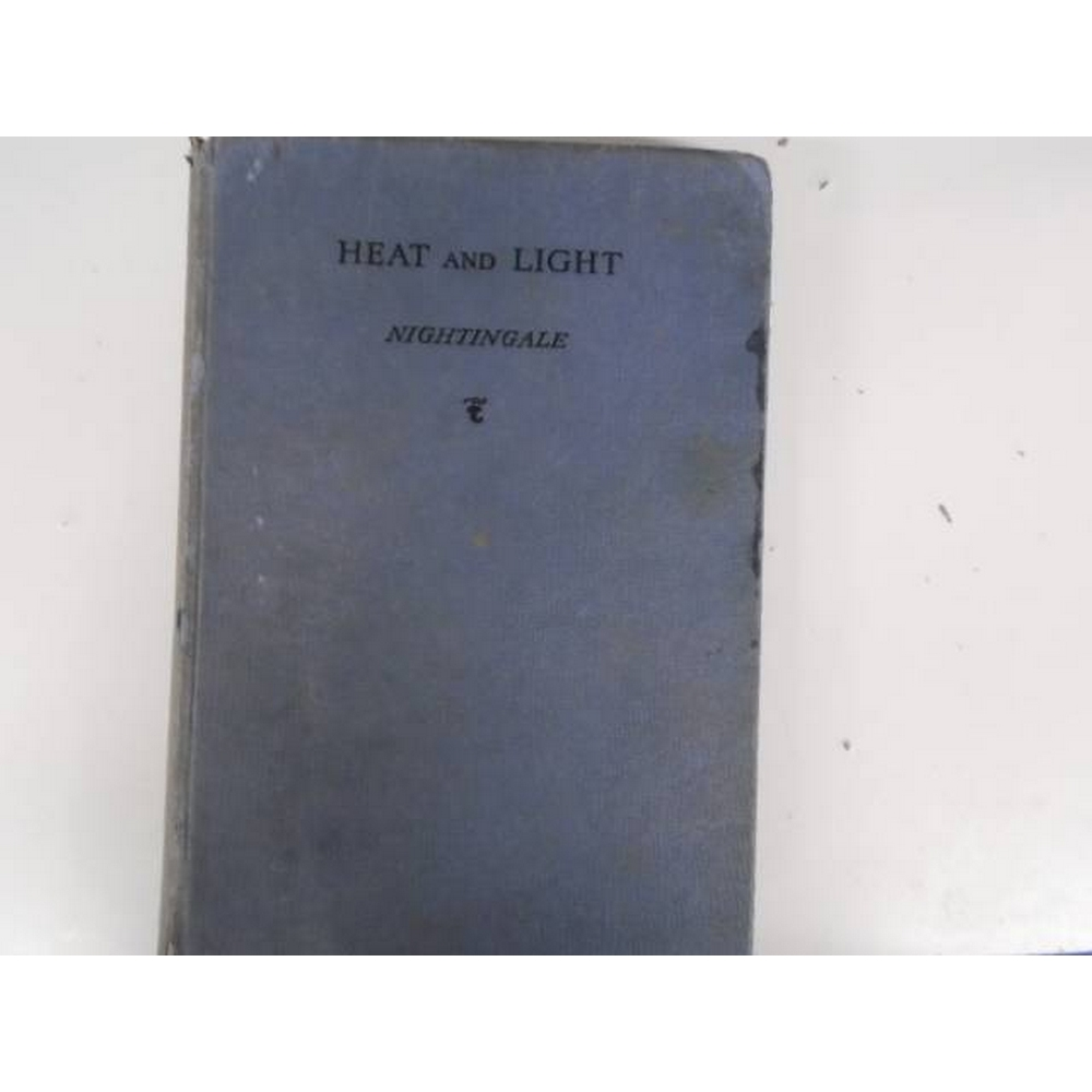 Preview of the first image of Heat and Light.