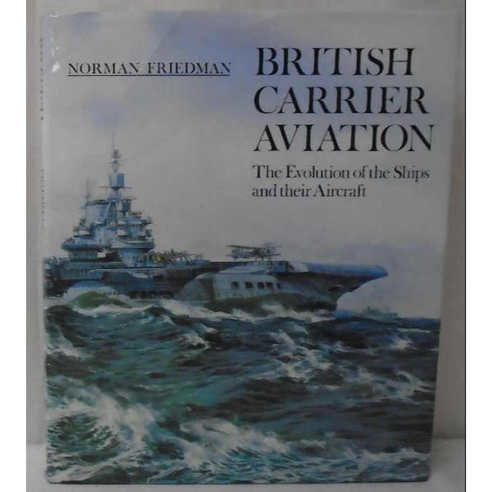 Preview of the first image of British Carrier Aviation.