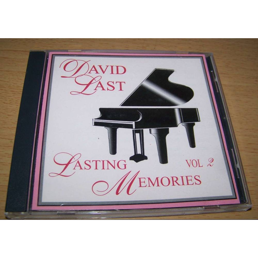 Preview of the first image of Lasting Memories volume 2 - CDTS 073 - CD.