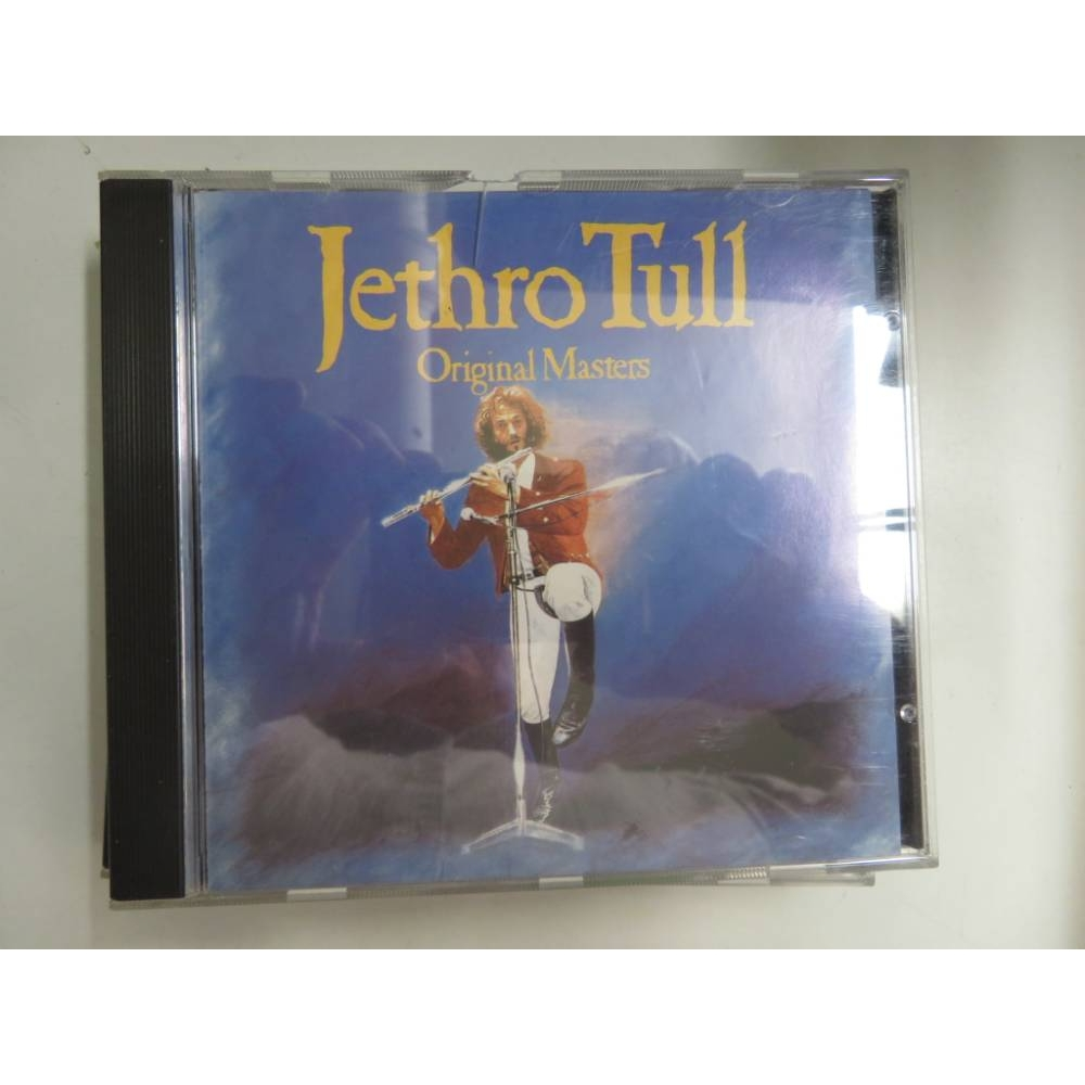 Preview of the first image of Jethro Tull; Original Masters CD.