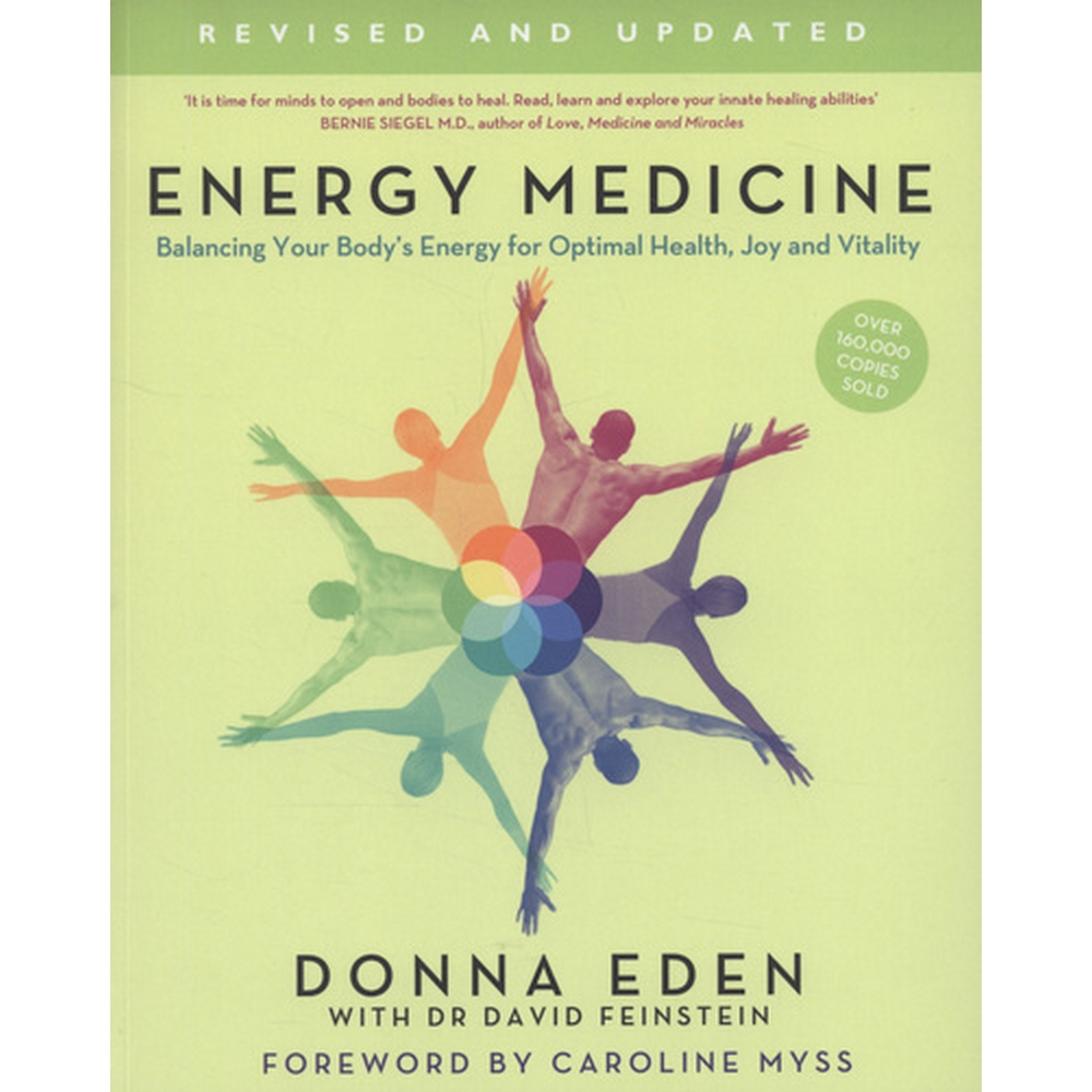 Preview of the first image of Energy medicine.