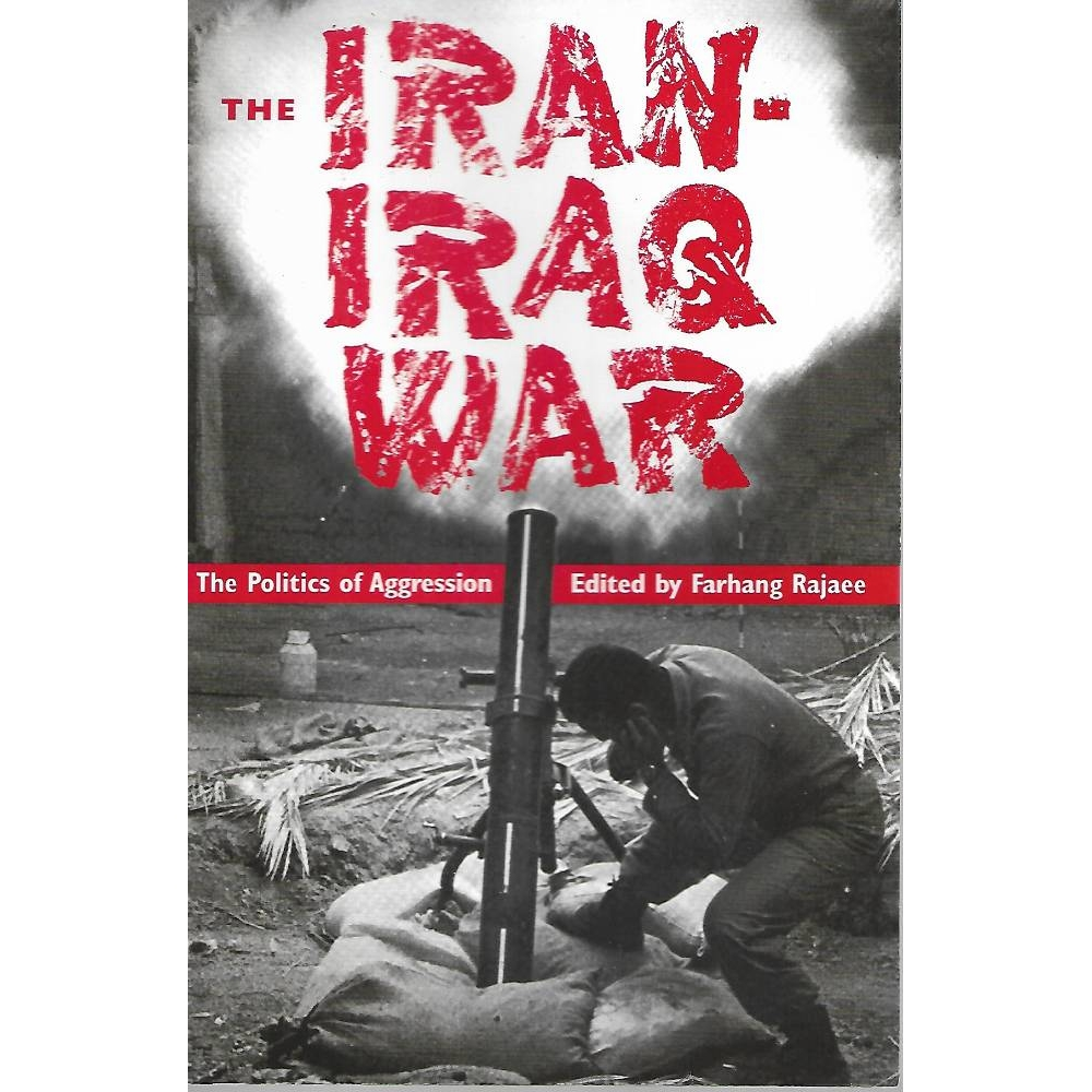 Preview of the first image of The Iran-Iraq War.