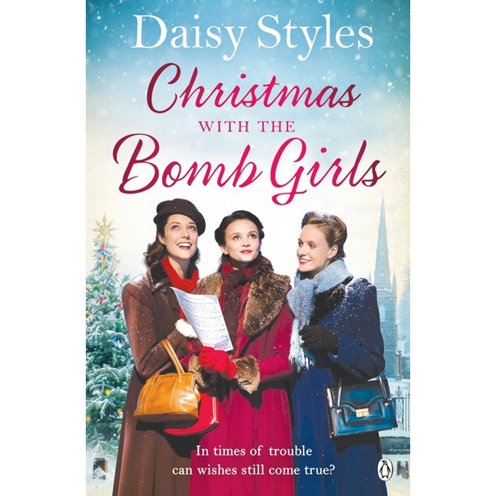 Preview of the first image of Christmas with the Bomb Girls.