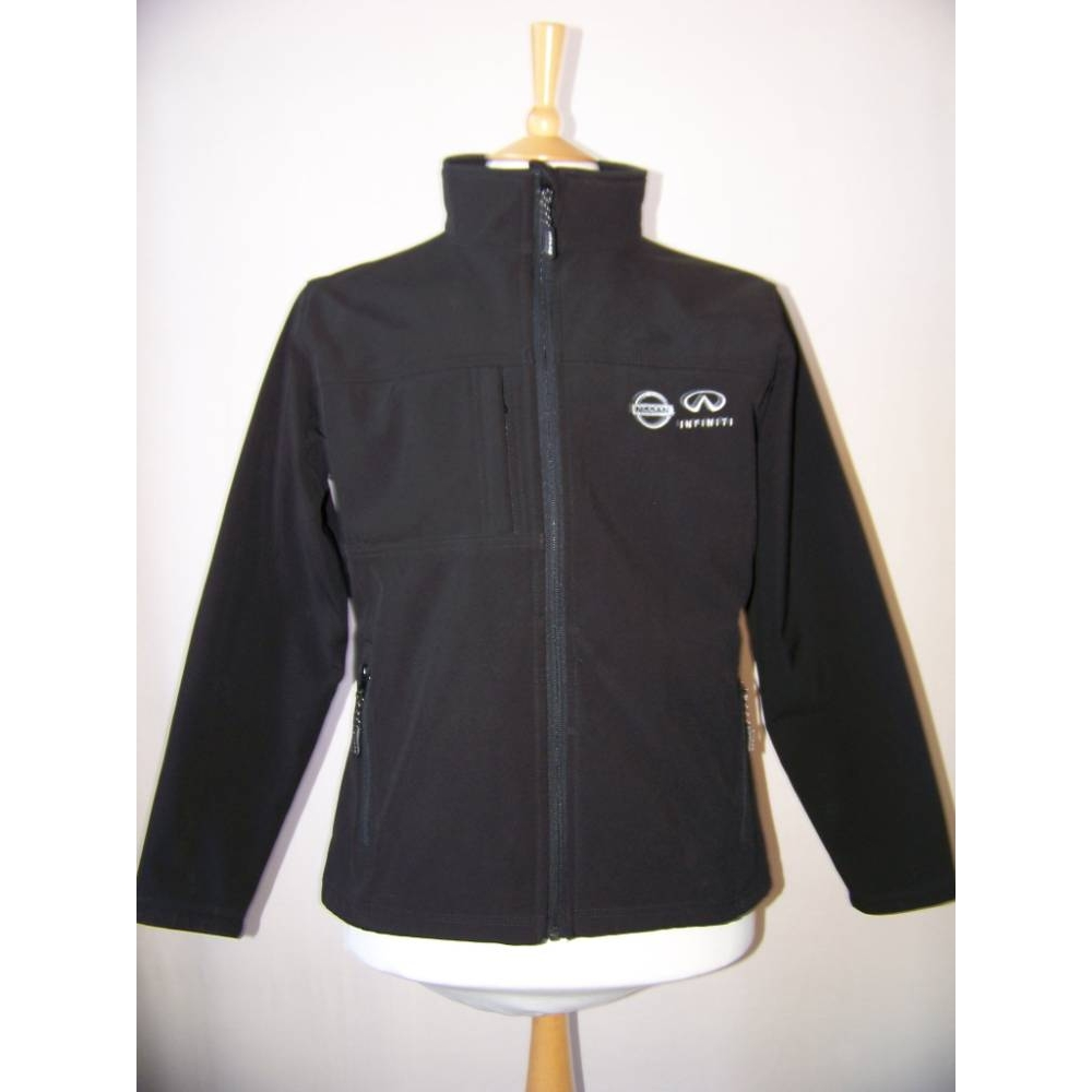 Preview of the first image of Result Shell Jacket Black Size: M.