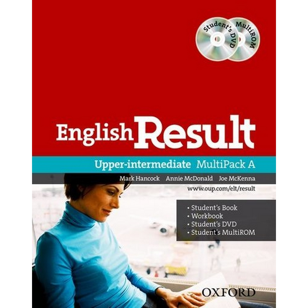 Preview of the first image of English Result: Upper Intermediate: Multipack A.